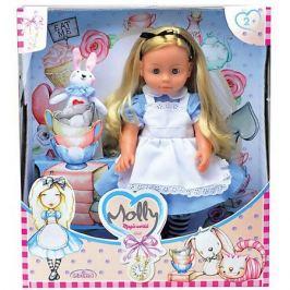 Dimian Интерактивная кукла Dimian Bambina Bebe Molly Magic World, 40 см