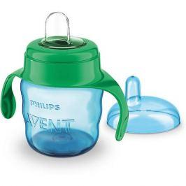 PHILIPS AVENT Чашка-поильник с носиком Comfort, 200 мл, Avent, голубой/