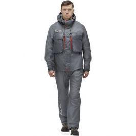 Куртка рыболовная мужская FisherMan Nova Tour Коаст V2, цвет: серый. 95934-911. Размер M (50)