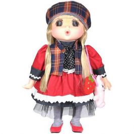 Lotus Onda Кукла Lotus Mademoiselle GeGe в красном платье, 38 см