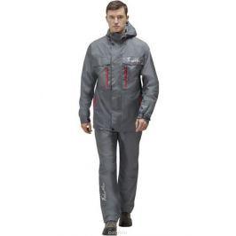 Куртка рыболовная мужская FisherMan Nova Tour Риф V2, цвет: серый. 95935-911. Размер XL (54)