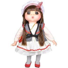 Lotus Onda Кукла Lotus Mademoiselle GeGe в белом платье, 38 см