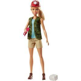 Mattel Кукла Barbie из серии «Кем быть?» Археолог, 29 см