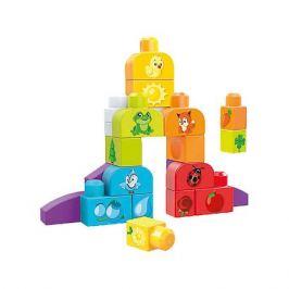 Mattel Конструктор Mega Blocks First Builders, 21 деталь
