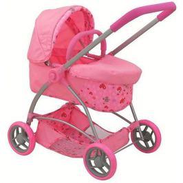 Buggy Boom Коляска для кукол Buggy Boom Amidea, светло-розовая