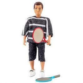 Lundby Кукла для домика Lundby Папа с ракетками