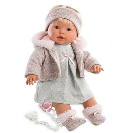 Llorens Кукла Llorens Ника 48 см, озвученная