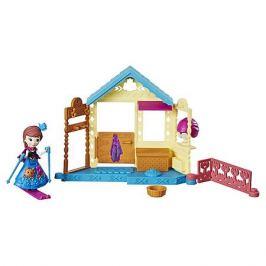 Hasbro Игровой набор с мини-куклой Disney Princess Холодное сердце
