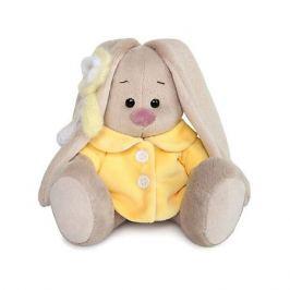 Budi Basa Мягкая игрушка Budi Basa Зайка Ми в желтом меховом пальто, 15 см