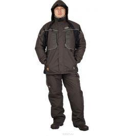 Костюм универсальный мужской Canadian Camper Beaver: куртка, полукомбинезон, цвет: серый. Beaver_Grey. Размер 3XL (54/56) Туристическая одежда