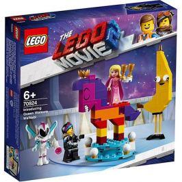 LEGO Конструктор LEGO Movie 70824: Познакомьтесь с королевой Многоликой Прекрасной