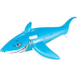 Bestway Игрушка для катания верхом Bestway, Большая белая акула