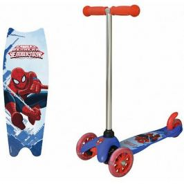 1Toy Трехколесный самокат 1Toy Spider-Man