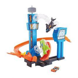 Mattel Игровой набор Hot Wheels Аэропорт