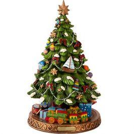 Феникс-Презент Фигурка Fenix-present Праздничная елка с подарками, 25 см