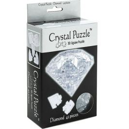 Crystal Puzzle 3D головоломка Crystal Puzzle Бриллиант