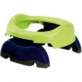 Potette Plus Дорожный горшок Potette Plus сине-зелёный