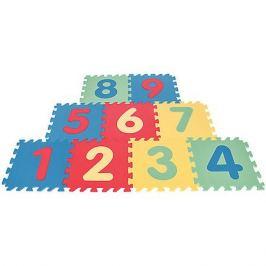 Pilsan Игровой коврик 9-ти секционный с цифрами, 33х33х0,7 см