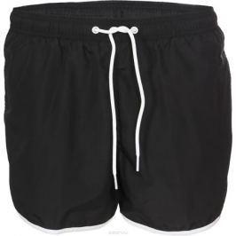 Шорты для плавания мужские Calvin Klein Underwear, цвет: черный. KM0KM00136_001. Размер XL (54)