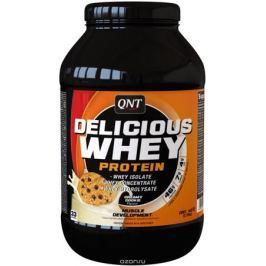 QNT Протеин сыворотки Delicious, крем/печенье, 2,2 кг