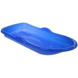 Игрушки Поволжья Санки-ледянка цвет синий 90,4 см х 44 см