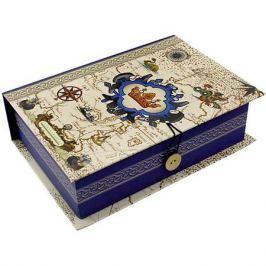 Феникс-Презент Коробка подарочная Феникс-презент Путь в новый свет, размер S