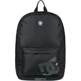 Рюкзак мужской DC Shoes DC Shoes Backstack M, цвет: черный, 18,5 л. EDYBP03159-KVJ0