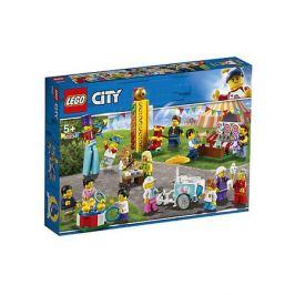 LEGO Конструктор LEGO City Town 60234: Комплект минифигурок