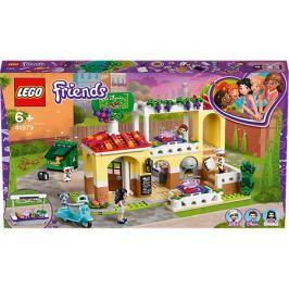 LEGO Конструктор LEGO Friends 41379: Ресторан Хартлейк Сити