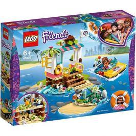 LEGO Конструктор LEGO Friends 41376: Спасение черепах