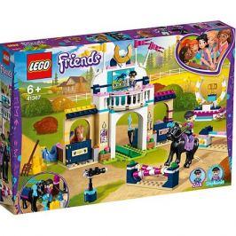 LEGO Конструктор LEGO Friends 41367: Соревнования по конкуру