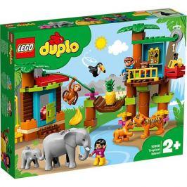 LEGO Конструктор LEGO DUPLO Town 10906: Тропический остров
