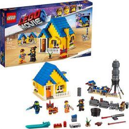 LEGO LEGO Movie Дом мечты / Спасательная ракета Эммета! 70831