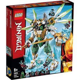 LEGO Конструктор LEGO Ninjago 70676: Механический Титан Ллойда