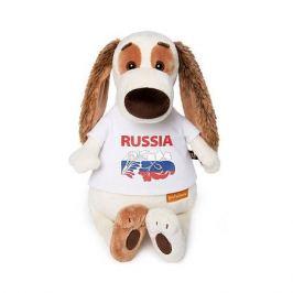 Budi Basa Мягкая игрушка Budi Basa Собака Бартоломей в футболке с принтом