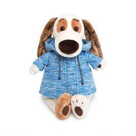 Budi Basa Мягкая игрушка Budi Basa Собака Бартоломей в голубой куртке, 33 см
