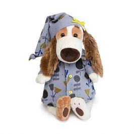Budi Basa Мягкая игрушка Budi Basa Собака Бартоломей в голубой пижаме в цветочки, 33 см