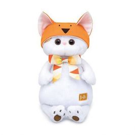 Budi Basa Мягкая игрушка Budi Basa Кошечка Ли-Ли в шапке - лисичка, 27 см