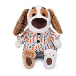 Budi Basa Мягкая игрушка Budi Basa Собака Бартоломей Baby в рубашке и трусах, 19 см