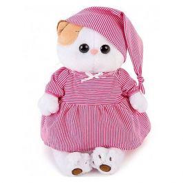 Budi Basa Мягкая игрушка Budi Basa Кошечка Ли-Ли в розовой пижамке, 27 см