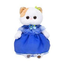 Budi Basa Мягкая игрушка Budi Basa Кошечка Ли-Ли в синем платье, 24 см