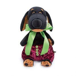 Budi Basa Мягкая игрушка Budi Basa Собака Ваксон в бархатных штанишках, 29 см