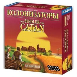 Hobby World Настольная игра Hobby World Колонизаторы, 4-е издание