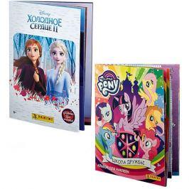 Panini Альбомы Panini Холодное сердце 2 (Frozen 2); My Little Pony 2