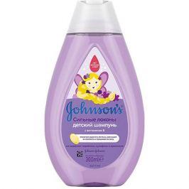 Johnson`s baby Шампунь для волос Johnson's baby сильные локоны 300 мл