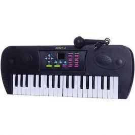 ABtoys Электросинтезатор Abtoys, с дисплеем, 37 клавиш