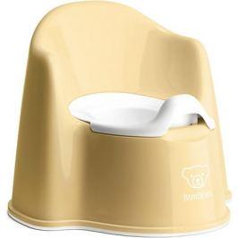BabyBjorn Кресло-горшок BabyBjorn Potty Chair жёлтый