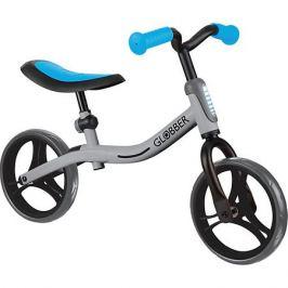 Globber Беговел Globber Go Bike, серо-голубой
