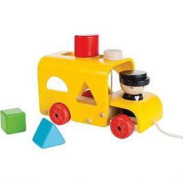Plan Toys Сортер-каталка Plan Toys