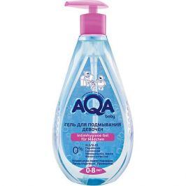AQA baby Гель для подмывания девочек AQA Baby, 250 мл.